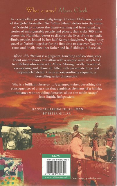 africa my passion book