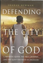 Front cover of Defending the City of God by Sharan Newman