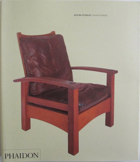 Front cover of Gustav Stickley by David Cathers