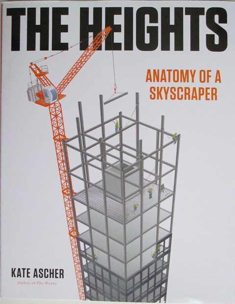 Front cover of The Heights by Kate Ascher