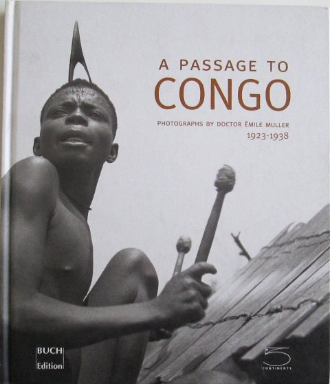 Front cover of A Passage to Congo by Pierre Loos and Pierre Buch