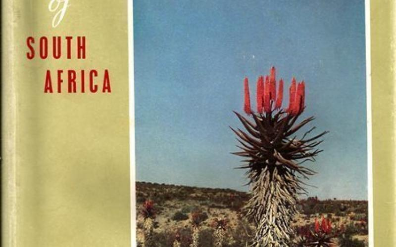 Front Cover of The Aloes of South Africa by Gilbert Westacott Reynolds