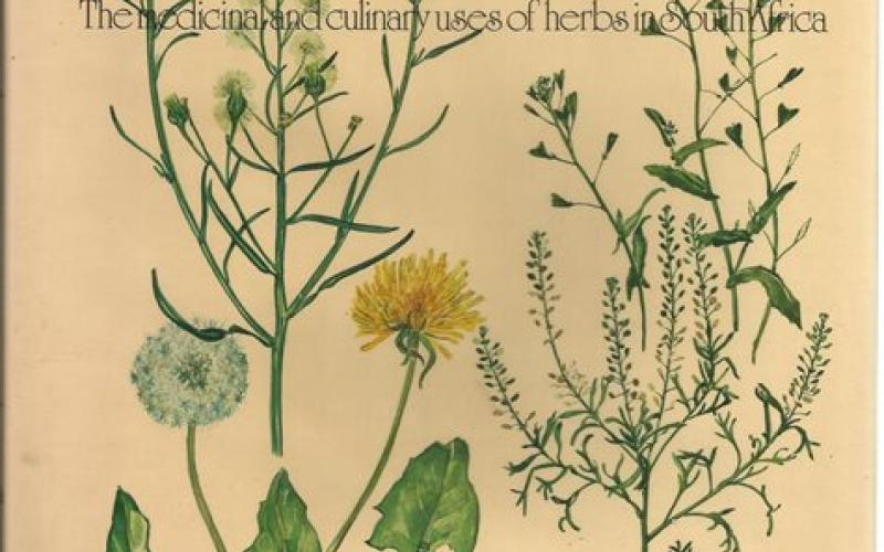 Front Cover of Margaret Robert's Book of Herbs by Margaret Roberts