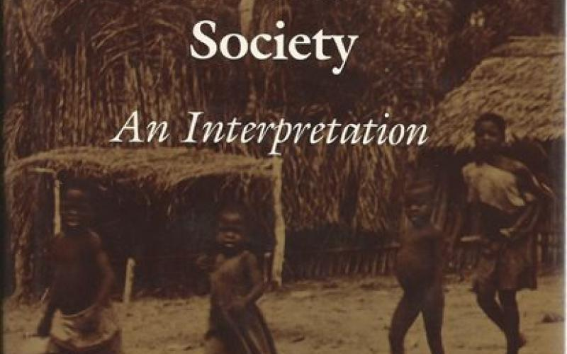 Front Cover of Boyhood Rituals in an African Society by Simon Otternberg