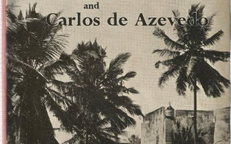 Front cover of Fort Jesus and the Portuguese in Mombasa by C. R. Boxer & C. de Azevedo
