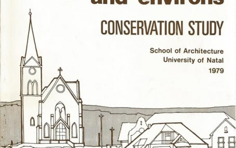 Front cover of Luderitz and Environs: Conservation Study