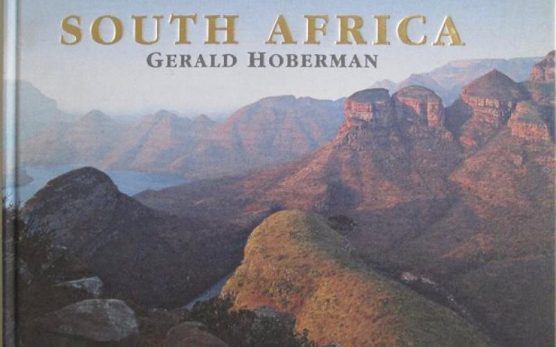 Front cover of South Africa by Gerald Hoberman