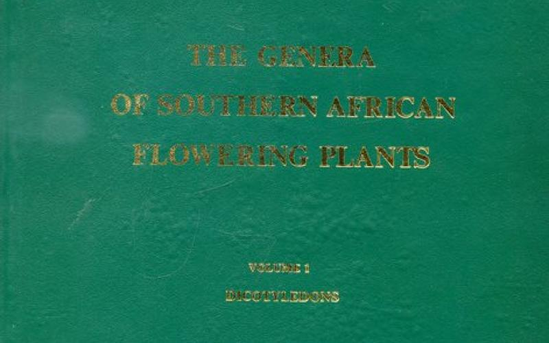Front cover of The Genera of Southern African Flowering Plants: Volume I by R. A. Dyer