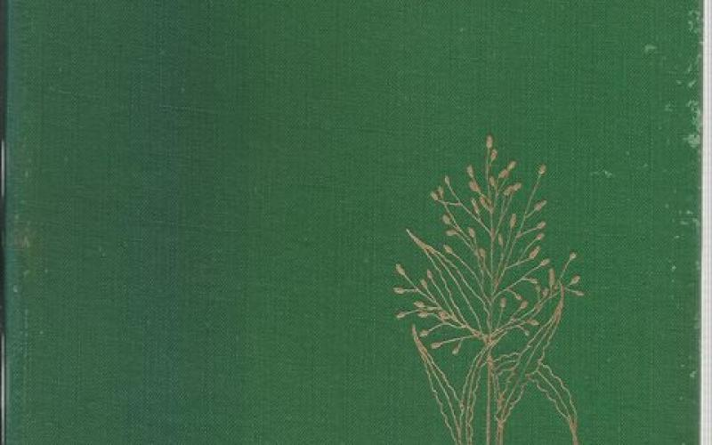 Front Cover of The Grasses and Pastures of South Africa by D. Meredith