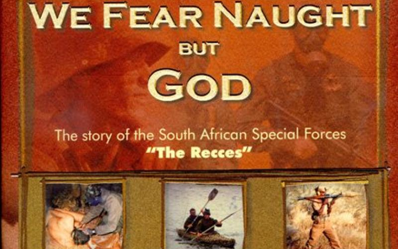 image of We Fear Naught But God by Els, Paul