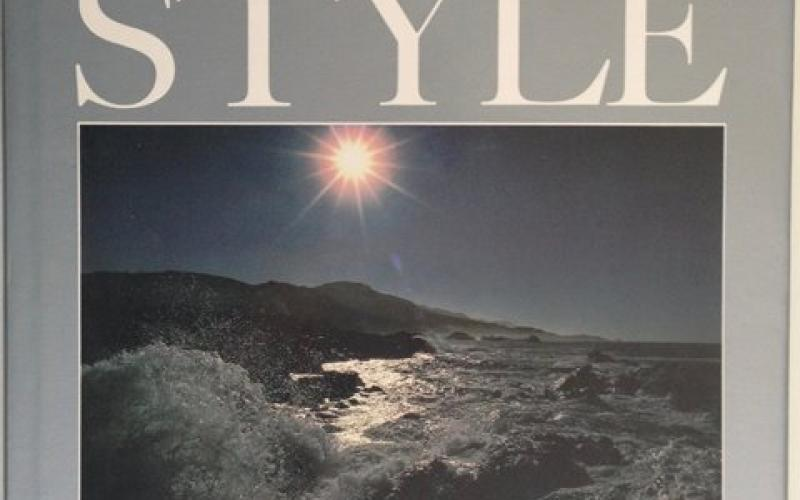 Front Cover of Achieving Photographic Style by Michael Freeman