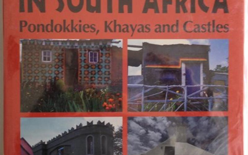 Front Cover of Africa Style in South Africa by Pamela Strauss