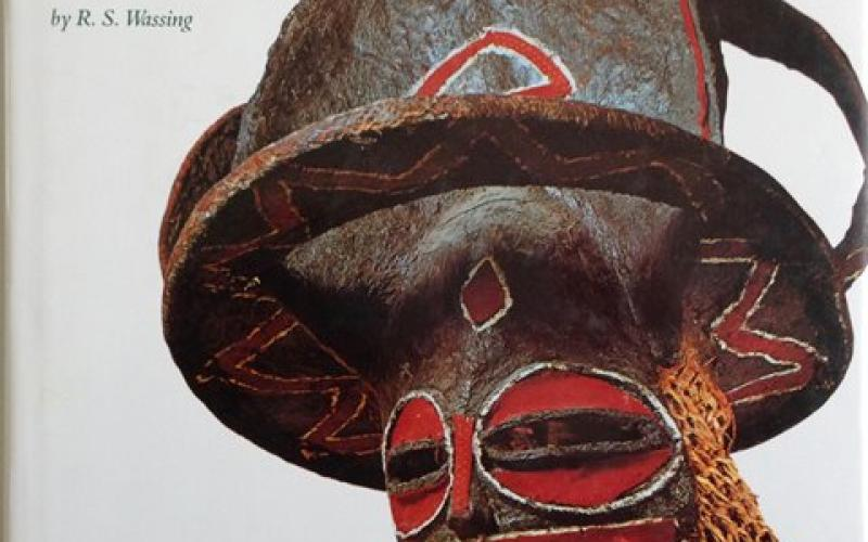 Front Cover of African Art by R S Wassing