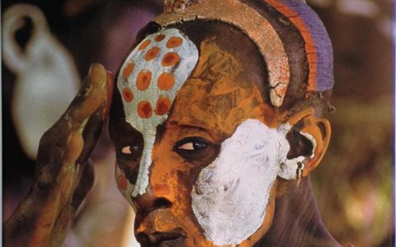 Front Cover of African Ceremonies by Carol Beckwith and Angela Fisher