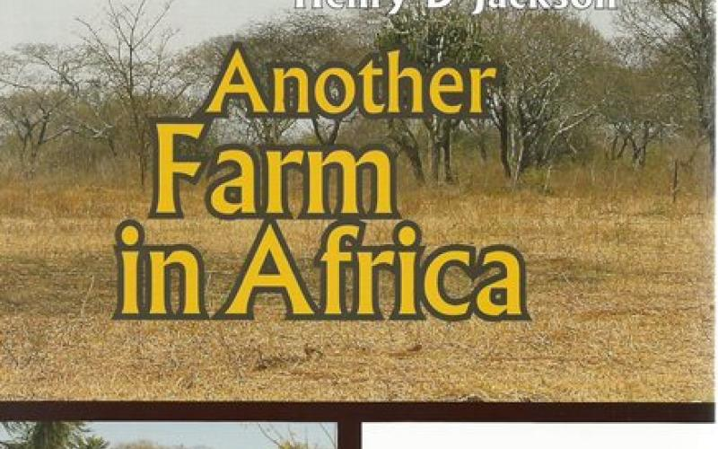Front cover of Another Farm in Africa by Henry D Jackson
