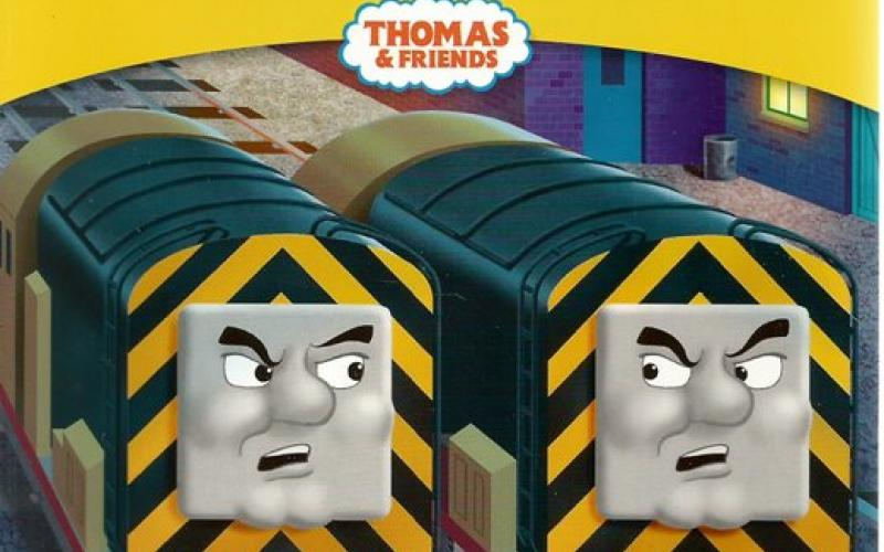 Front cover of Thomas & Friends: 'Arry and Bert by W. Awdry