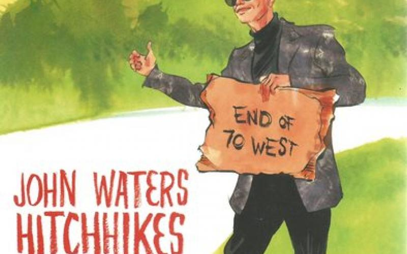 Front cover of Carsick by John Waters