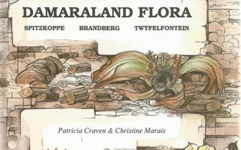 Front Cover of Damaraland Flora by Patricia Craven & Christine Marais