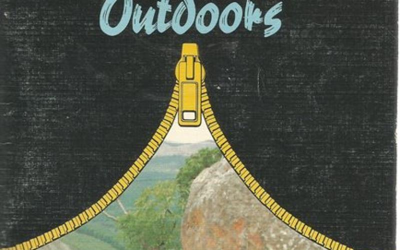 Front Cover of Survival Guide to the Outdoors by James Clarke