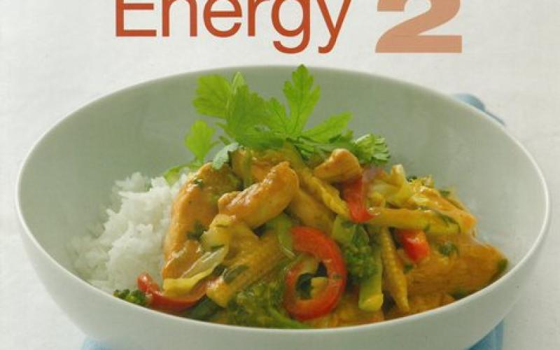 Front cover of eating For Sustained Energy 2 by Gabi Steenkamp
