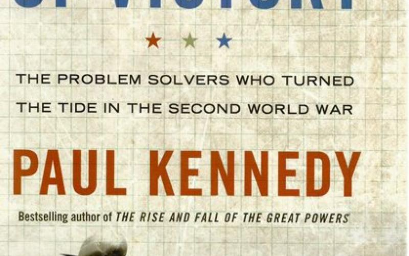 Front cover of Engineers of Victory by Paul Kennedy