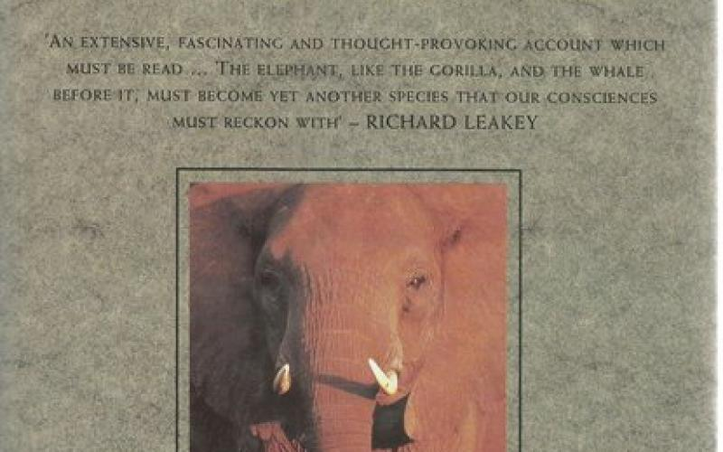 Front Cover of The Fate of the Elephant by Douglas H Chadwick