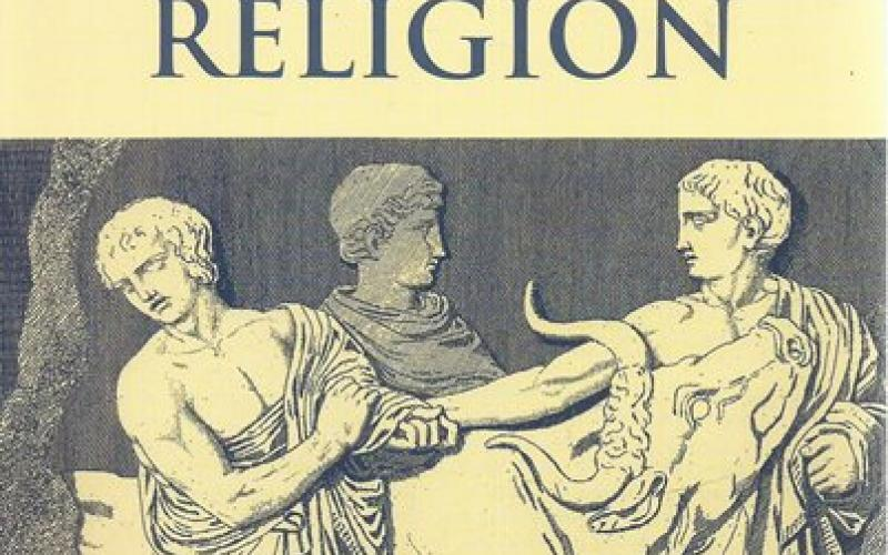 Front Cover of Five Stages of Greek Religion by Gilbert Murray