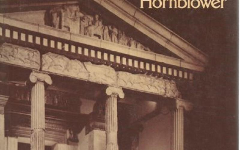 Front Cover of A The Greek World 479-323 BC by Simon Hornblower