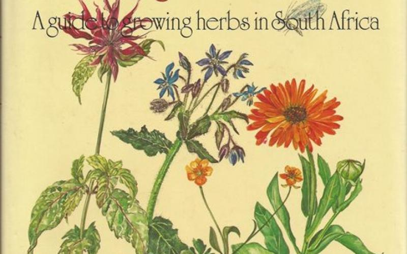 Front cover of Growing Herbs with Margaret Roberts