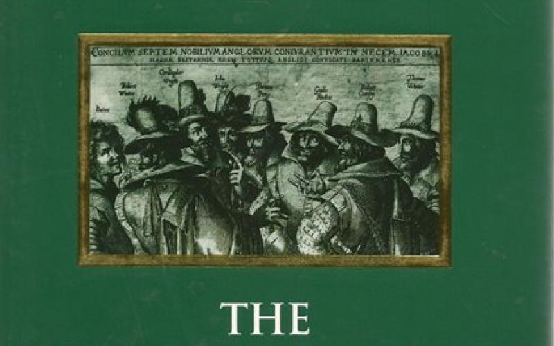 Front Cover of The Gunpowder Plot by Antonia Fraser