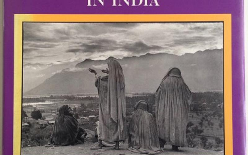 Front Cover of Henri Cartier-Bresson in India by Henri Cartier-Bresson