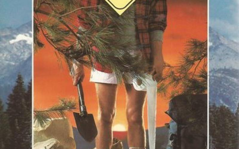Front Cover of How to Shit in the Woods by Kathleen Meyer