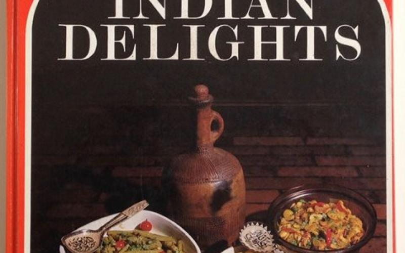 Front Cover of Indian Delights