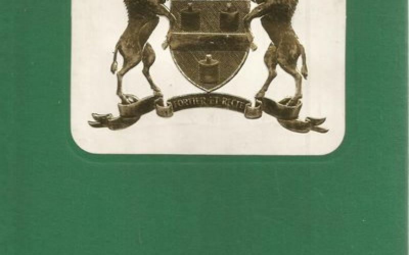 Front Cover of The City of Johannesburg Official Guide