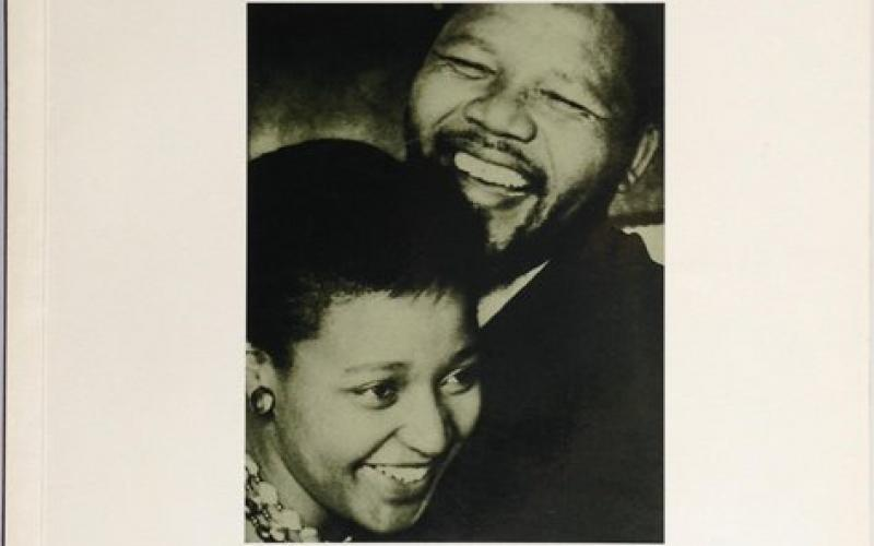 Front Cover of Mandela by Alf Kumalo and Es'kia Mphahlele
