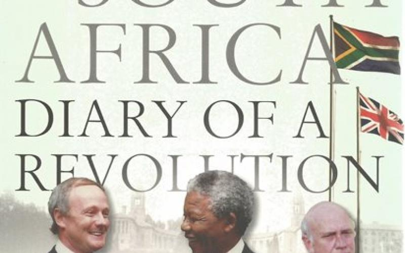 Front cover of Mission to South Africa by Robin Renwick