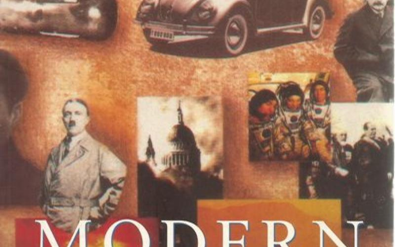 Front Cover of Modern Times by Paul Johnson