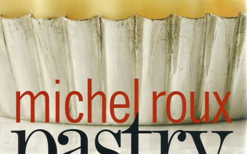 Front cover of Pastry by Michel Roux