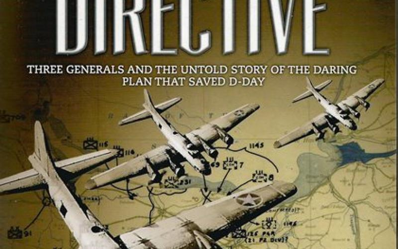 Front cover of The Pointblank Directive by L Douglas Keeney