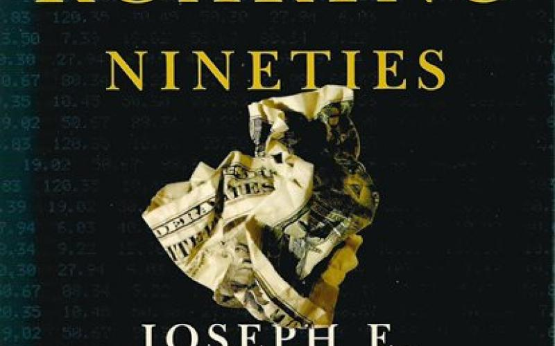 Front cover of The Roaring Nineties by Joseph E Stiglitz
