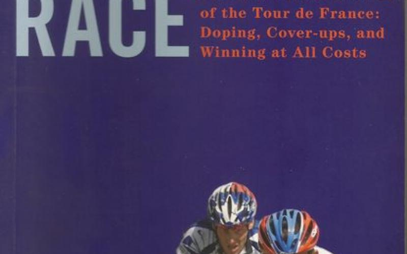 Front cover of The Secret Race by Tyler Hamilton and Daniel Coyle