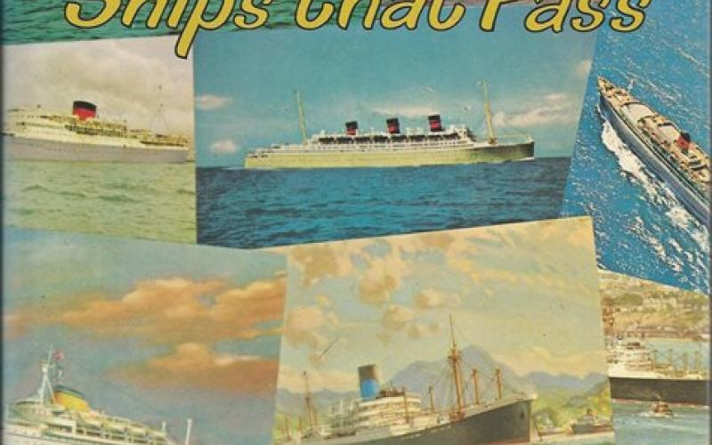 Front cover of Ships that Pass by George Young