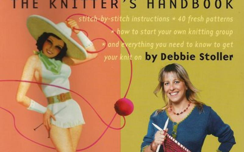 Front cover of Stitch 'n Bitch by Debbie Stoller