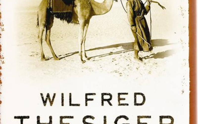 Front cover of Wilfred Thesiger by Alexander Maitland