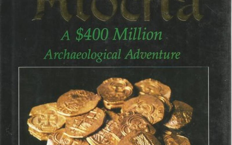 Front Cover of Treasure of the Atocha by R Duncan Mathewson III