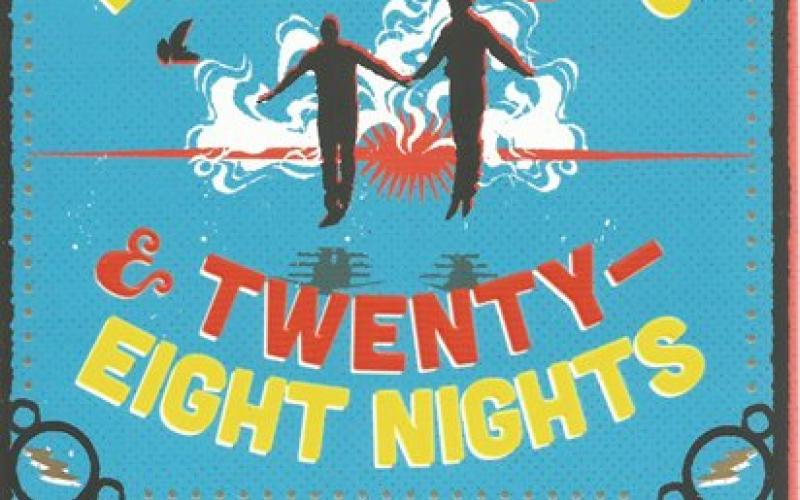 Front Cover of Two Years Eight Months & Twenty-Eight Nights by Salman Rushdie