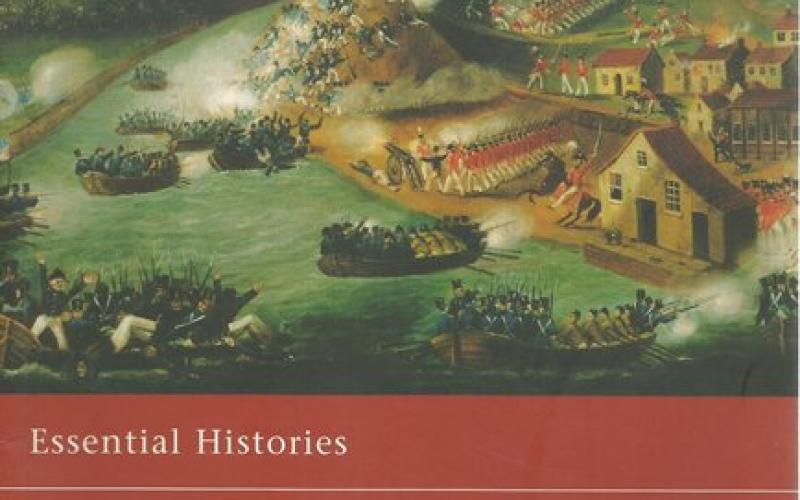 Front Cover of The War of 1812 by Carl Benn