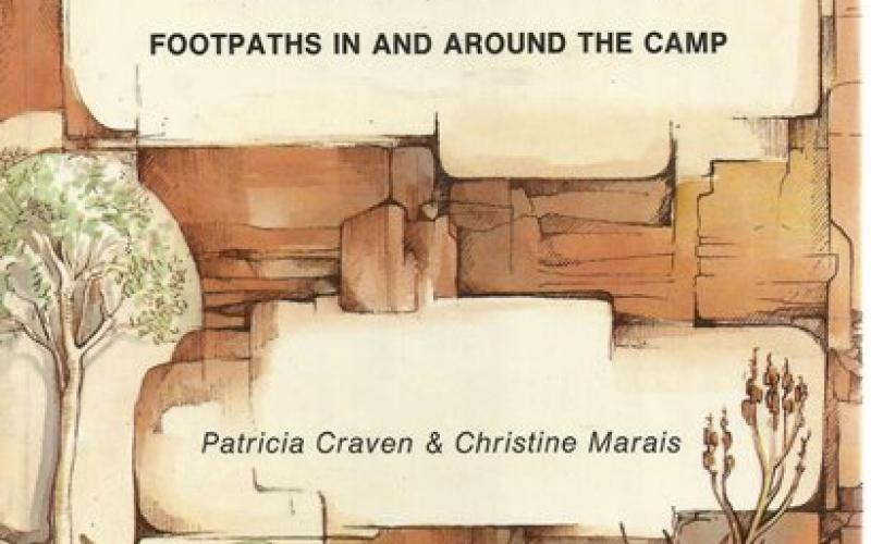 Front Cover of Waterberg Flora by Patricia Craven & Christine Marais