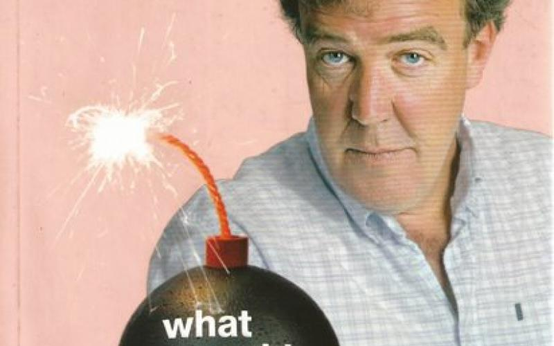 Front Cover of What Could Possibly Go Wrong by Jeremy Clarkson