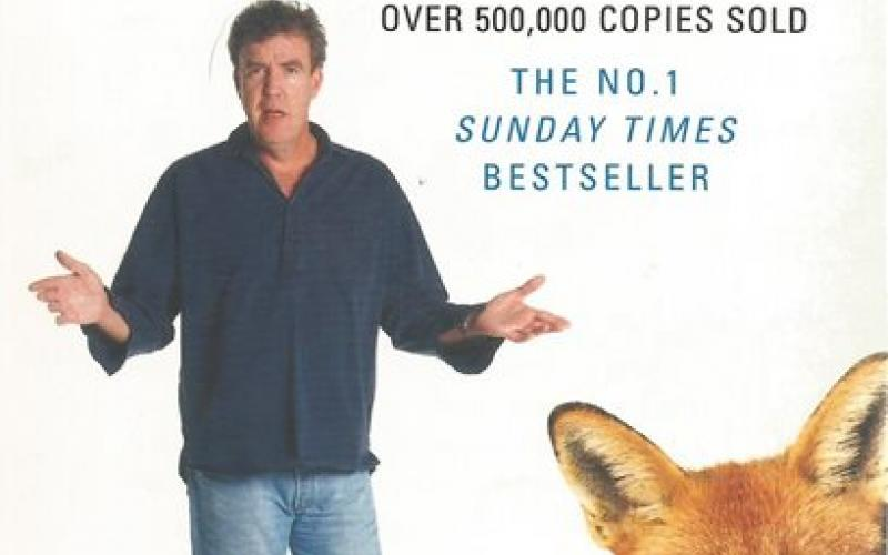 Front cover of The World According to Clarkson by Jeremy Clarkson